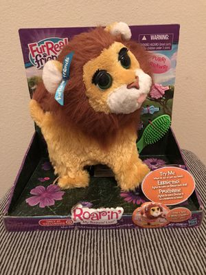 furreal friends roarin my bouncin lion for Sale in Mansfield, TX
