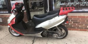 150cc baja sc scooter for Sale in Chicago, IL