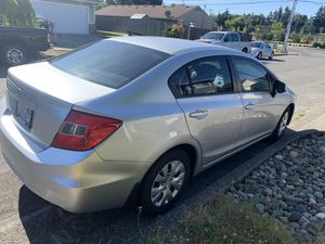 2012 Honda Civic lx for Sale in Tacoma, WA