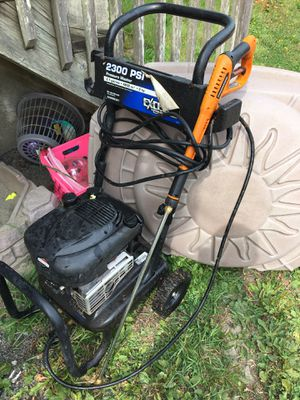 Pressure washer for Sale in Monroe, WA