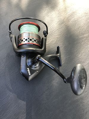 Penn Fierce ii 8000 Spinning reel for Sale in Port St. Lucie, FL
