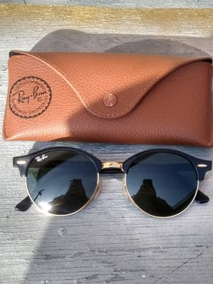 """Brand New,unisex Ray Bans """"Clubround"""" sunglasses for Sale in Whittier, CA"""