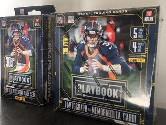 Panini Playbook 2020 NFL FOOTBALL - Hanger ($30), Mega ($80) for Sale in Sandy,  UT