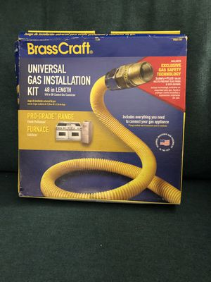 Gas Stove Install Kit for Sale in Alexandria, VA