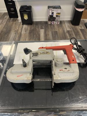 Milwaukee band saw for Sale in Centreville, VA