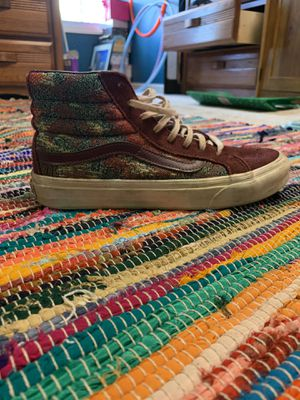 Rainbow Vans shoes for Sale in Christiansburg, VA