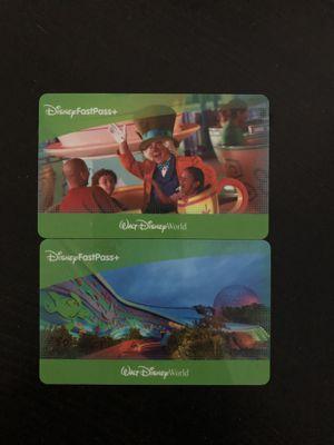 Disney tickets for Sale in DeLand, FL