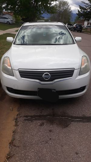 08 Nissan Altima S 2.5 for Sale in Colorado Springs, CO