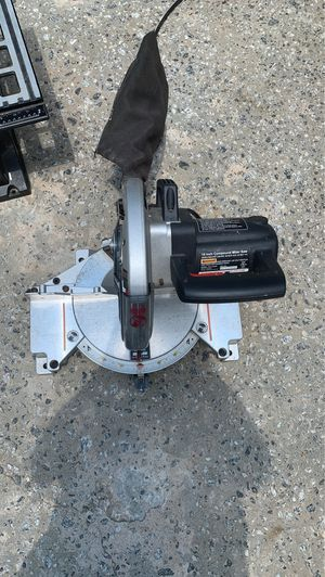Miter saw and table saw for Sale in Emerson, GA