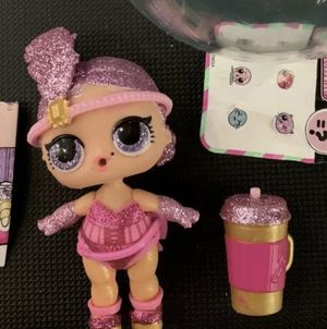 Lol Doll sparkle series Showbaby for Sale in Portland, OR