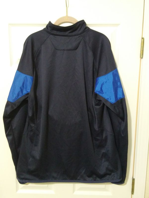 Men's Size XL Puma Sportlifestyle Warmcell Italy National Soccer Team Padded Training Pullover Top