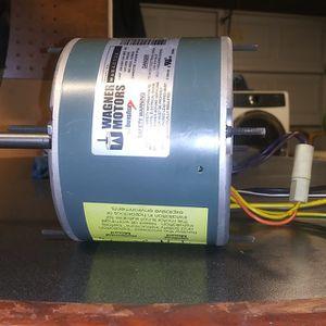 1/4 HP, 208-230 VAC Condenser Fan Motor for Sale in Fresno, CA