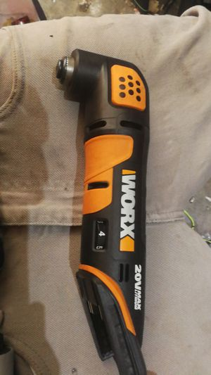 Worx WX682L 20v oscillating tool for Sale in Encinitas, CA