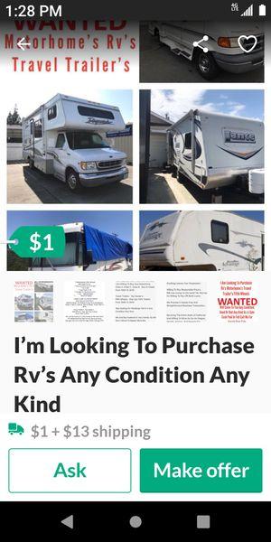 RVs for Sale in Clovis, CA
