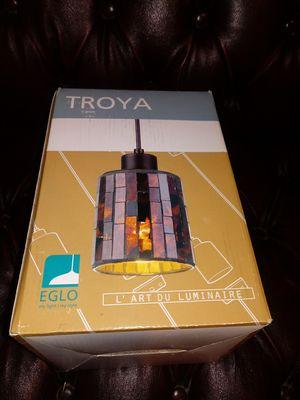 Troya 1 light hanging Lamp for Sale in Fort Washington, MD