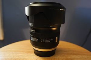 Tamron 24-70 2.8 G2 lens for Canon. for Sale in Chicago, IL