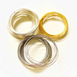Memory Wire Gold, Silver and Gunmetal Silver for Sale in Raleigh, NC