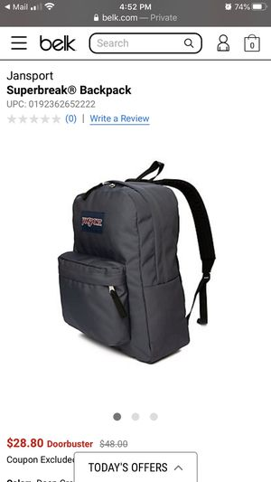 JanSport Backpack for Sale in Los Angeles, CA