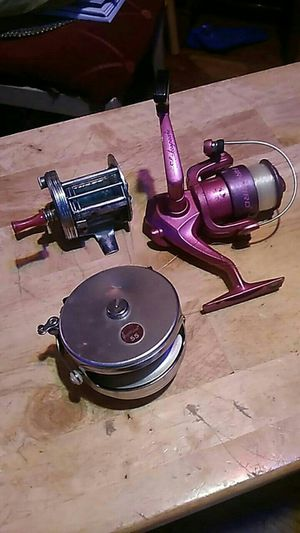 FISHING REEL'S for Sale in Tupelo, MS