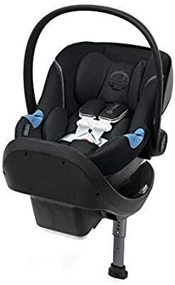 NEW Cybex Aton M Infant Car Seat, Lavastone Black for Sale in Sacramento, CA