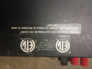 Gemini Pro Audio Amplifiers for Sale in Chino, CA
