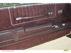 Monte Carlo (Monte SS/LS) burgandy door panels set for Sale in Hillsboro, OR