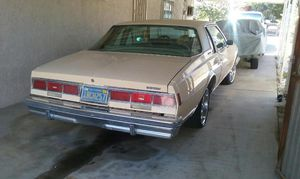 1979 Chevy Caprice Classic glasshouse 2 door coupe Lowrider or stock for Sale in Monterey Park, CA