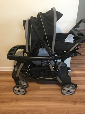 Graco tandem stroller for Sale in Arbutus, MD