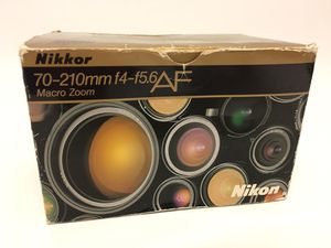 Nikon Nikkor Lens (70-210mm) for Sale in Glendale, CA