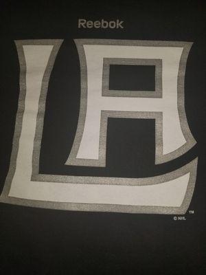 Reebok NHL stadium series LA kings t shirt size L for Sale in Los Angeles, CA