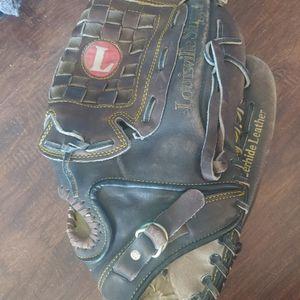 Loiusville Slugger Leather Glove for Sale in Victorville, CA