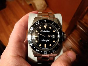 7 Swiss Automatic dive watches and 2 Automatic watches for Sale in Strasburg, VA