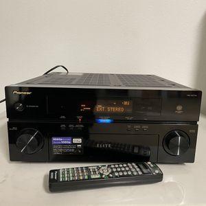 PIONEER VSX-92TXH A/V Receiver Hdmi 130 watts/channel with Remote Control for Sale in La Puente, CA