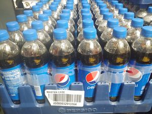 Case of 24 16.9 Oz Pepsi for Sale in El Paso, TX