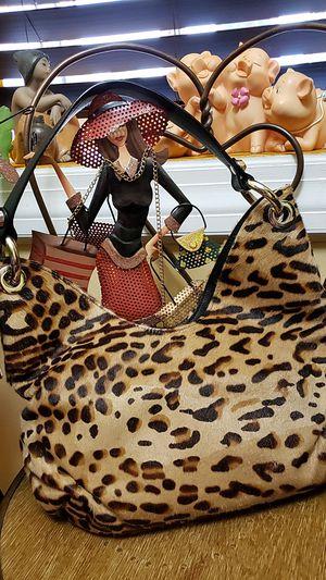 Stuart Weitzman Leopard Bag for Sale in Skokie, IL