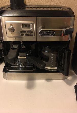 DeLonghi espresso and coffee maker for Sale in Yorba Linda, CA