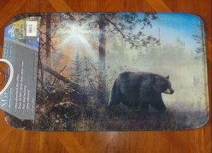Brown Bear in Woods Memory Foam Mat - Brand New!! for Sale in Auburn, WA
