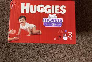 Huggies diapers $23 per box for Sale in Westminster, CA