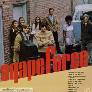 Agape Force LP Christian Gospel Rock for Sale in San Diego, CA