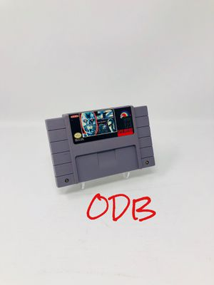 T2 The Arcade Game (#667) Super Nintendo SNES for Sale in Parkville, MO