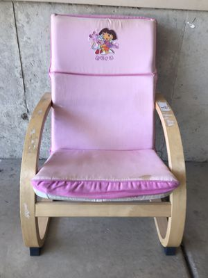 Kids Dora Chair for Sale in Plainfield, IL