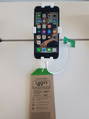 iPhone 6s 64 GB silver for Sale in San Angelo, TX
