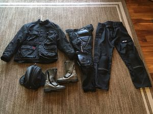 Motorcycle gear for Sale in Concord, CA