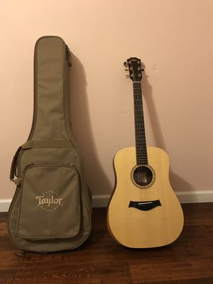 Taylor Academy 10 Guitar and Gig Bag - New for Sale in Farmers Branch, TX