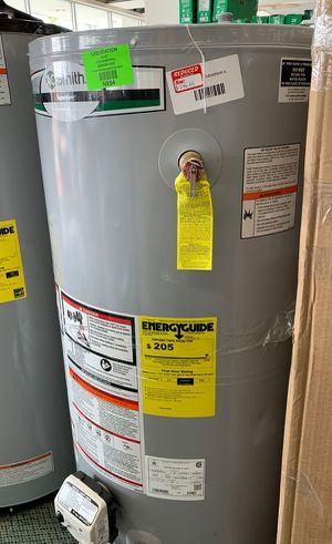 Brand New 40 Gal AO Smith water heater 25IRZ for Sale in Los Angeles, CA