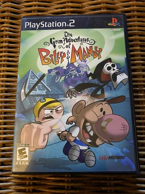 The Grim Adventures Of Billy And Mandy (PS2) for Sale in Las Vegas, NV