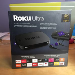 ROKU ULTRA for Sale in Springfield, MO