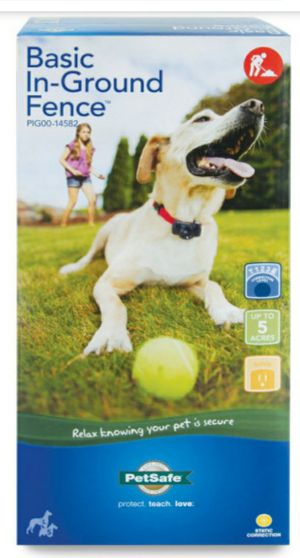 PetSafe Basic In-Ground Fencenk. Condition is New. Shipped with USPS Priority Mail for Sale in Nashville, TN