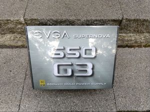 EVGA Supernova G3 Fully Modular 550w PSU for Sale in Delmar, NY