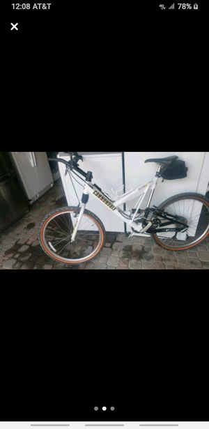 CANNONDALE MOUNTAIN BIKE for Sale in New Holland, PA